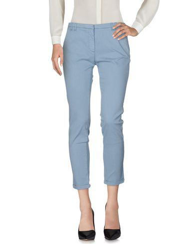 Eleventy Casual Pants In Pastel Blue