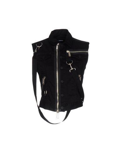 Dsquared2 Denim Jacket In Black