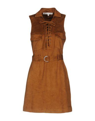 Lovers & Friends Short Dresses In Camel