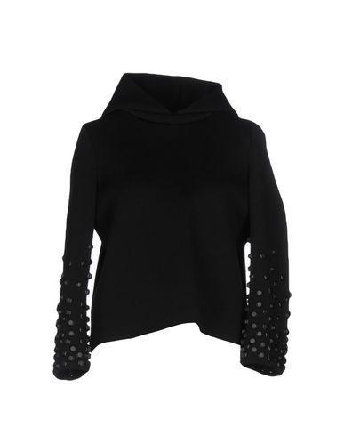 Dsquared2 Hooded Sweatshirt In Black