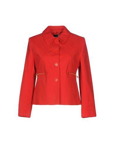 Love Moschino Blazer In Red
