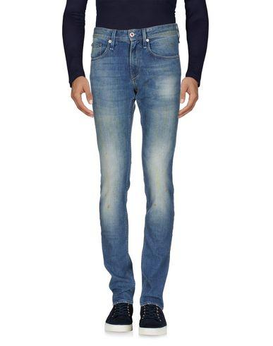 Love Moschino Denim Pants In Blue