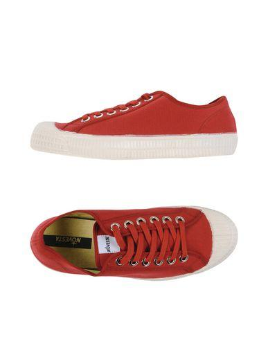 Novesta Sneakers In Red