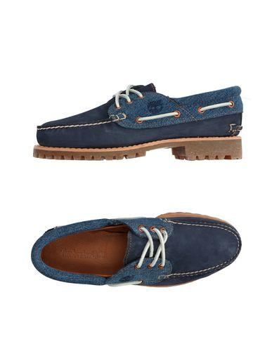Timberland Loafers In Dark Blue