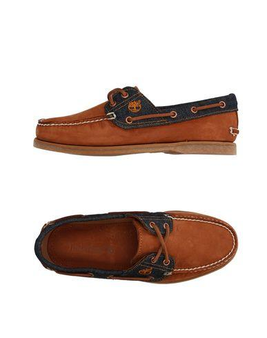 Timberland Loafers In Brown