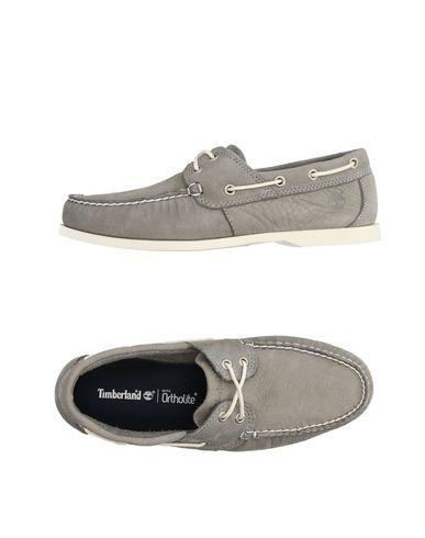 Timberland Loafers In Grey