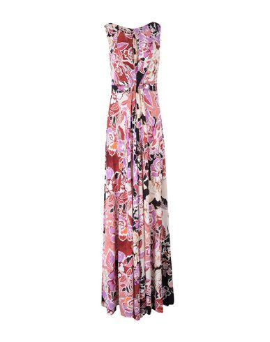 Just Cavalli Long Dresses In Pink