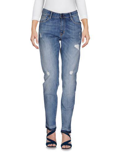 Carhartt Denim Pants In Blue