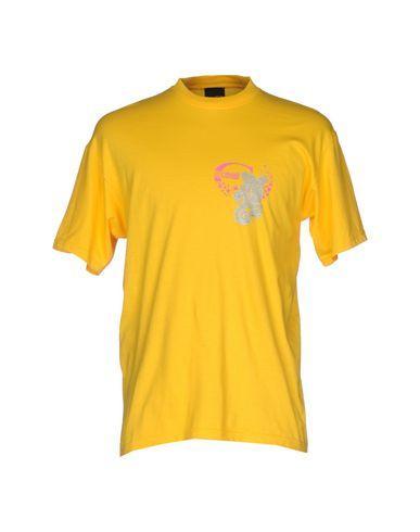 Just Cavalli T-shirt In Yellow