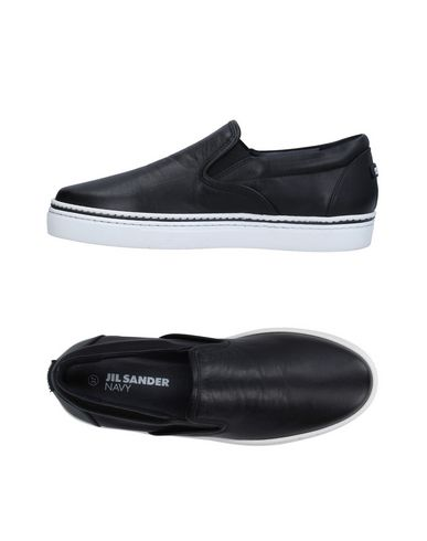 Jil Sander Sneakers In Black