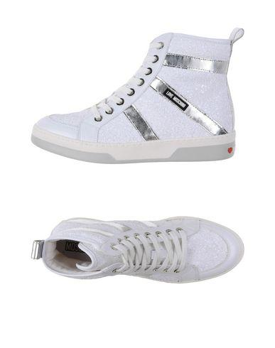 Love Moschino In White