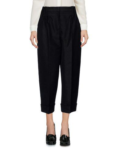 Viktor & Rolf Cropped Pants & Culottes In Black