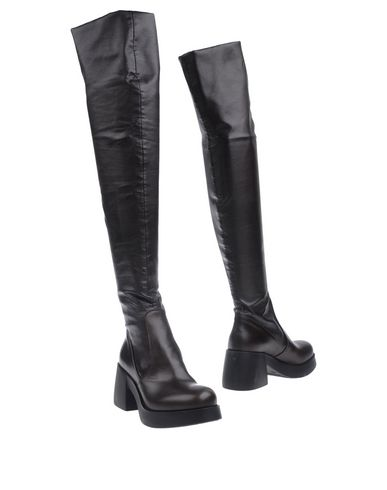 Elena Iachi Boots In Dark Brown