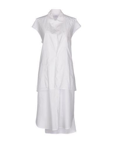 Y's Knee-length Dress In White