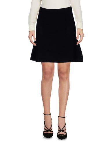 Neil Barrett Knee Length Skirt In Black