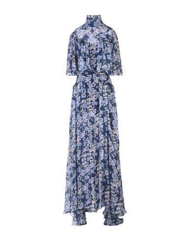 Temperley London Long Dress In Dark Blue