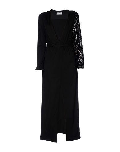 Sonia Rykiel Long Dresses In Black