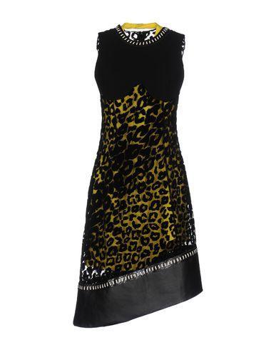 Mugler Knee-length Dress In Black