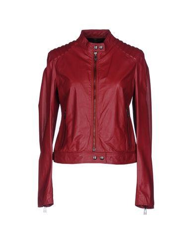 Belstaff Jackets In Brick Red