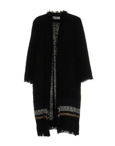 Sonia Rykiel Full-length Jacket In Black