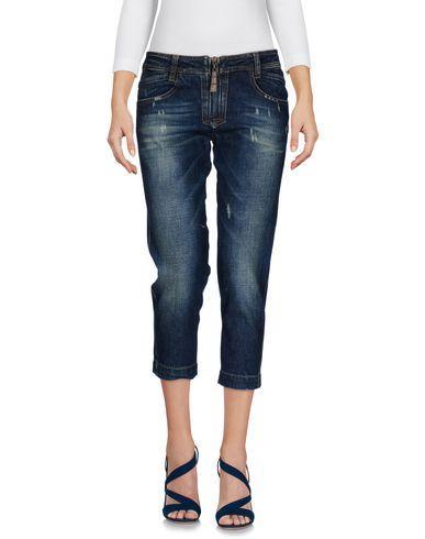 Just Cavalli Denim Pants In Blue