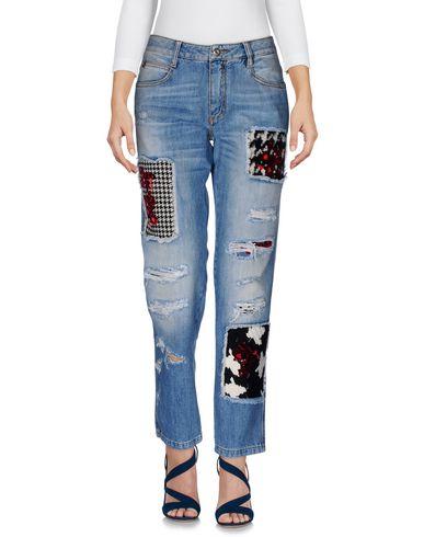 Ermanno Scervino Jeans In Blue