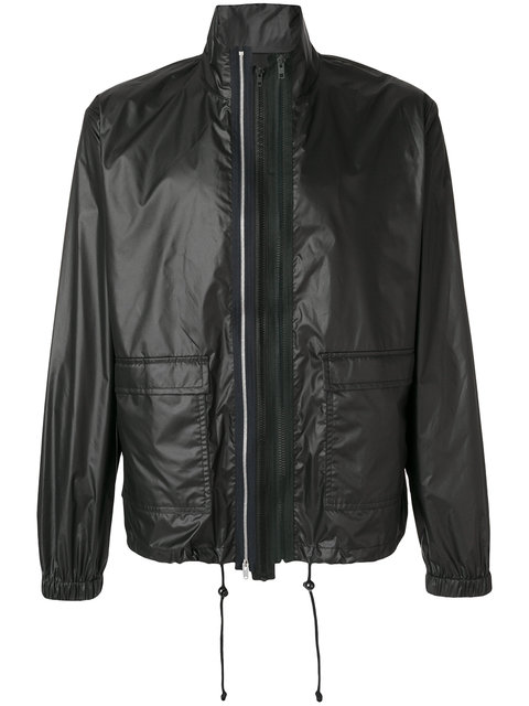 Maison Margiela Black Multi Zip Jacket
