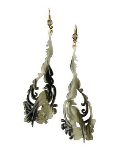 Alberta Ferretti Earrings In Green