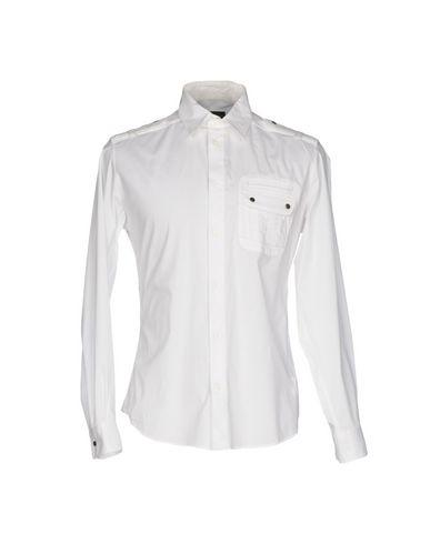 Just Cavalli Shirts In Ivory