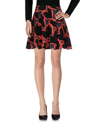 Ps By Paul Smith Knee Length Skirt In Red