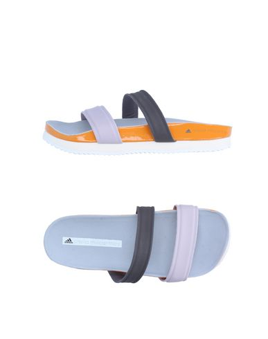Sandals In Dove Grey
