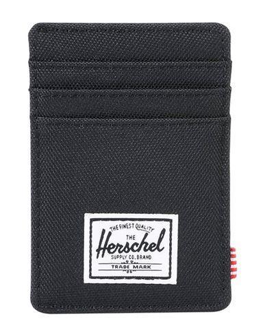 Herschel Supply Co. Document Holders In Black
