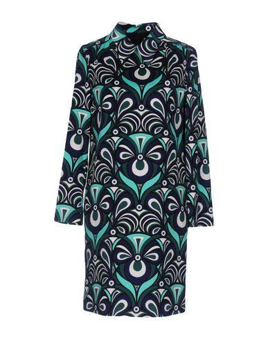 M Missoni Short Dress In Green