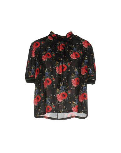 Mother Of Pearl Blouse In Black