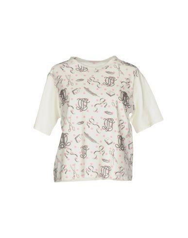 Olympia Le-tan T-shirts In Ivory