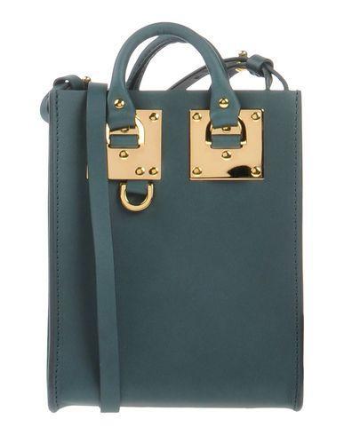 Sophie Hulme Handbags In Green