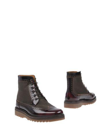 Marc Jacobs Ankle Boots In Cocoa