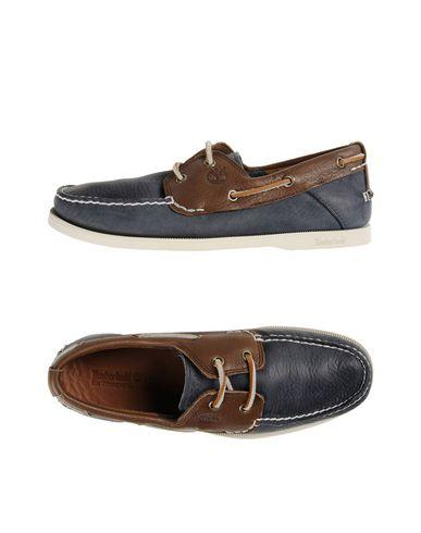 Timberland Loafers In Slate Blue