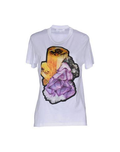 Carven T-shirt In White