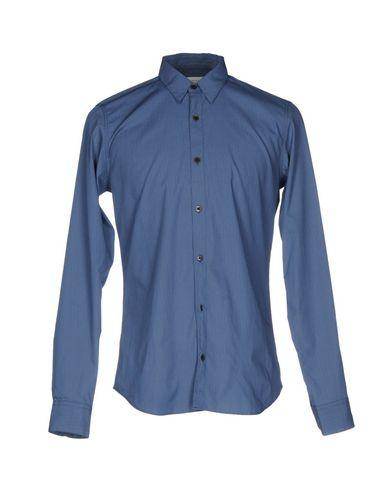 Dries Van Noten Shirts In Blue