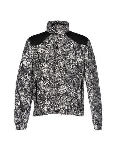 Just Cavalli Down Jackets In Black