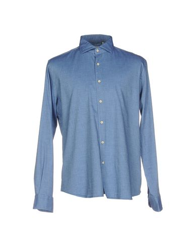 Xacus Shirts In Sky Blue