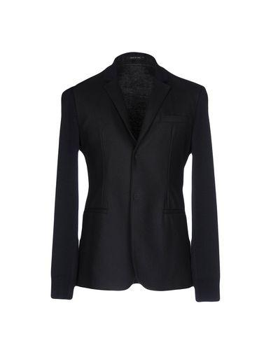 Emporio Armani Blazer In Dark Blue