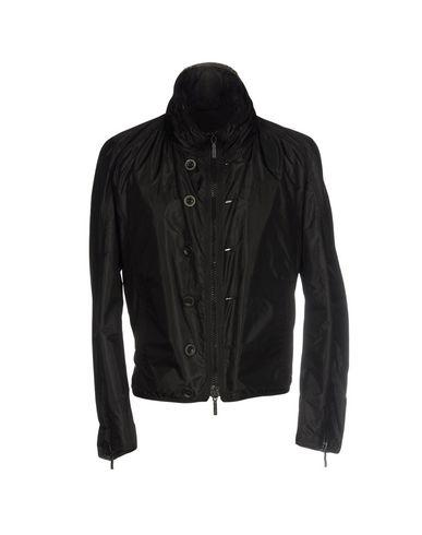 Ermanno Scervino Jackets In Black