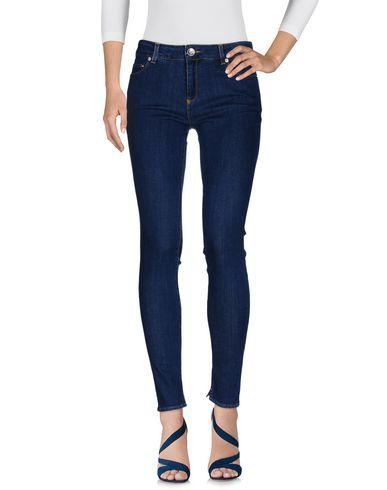 Love Moschino Jeans In Blue