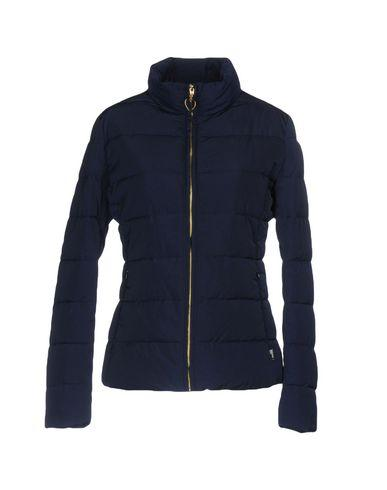 Love Moschino Jackets In Dark Blue