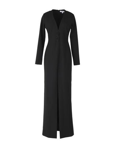 Elizabeth And James Long Dress In Black