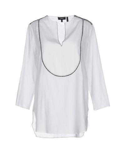Theory Blouse In White