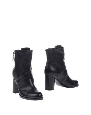 Casadei Ankle Boots In Black