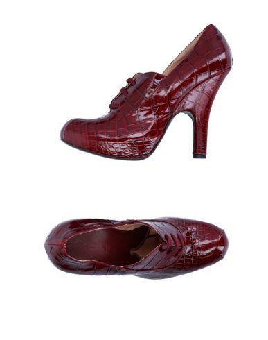 Vivienne Westwood Lace-up Shoes In Maroon